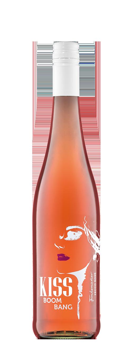KISS boom bang - Secco Rosé